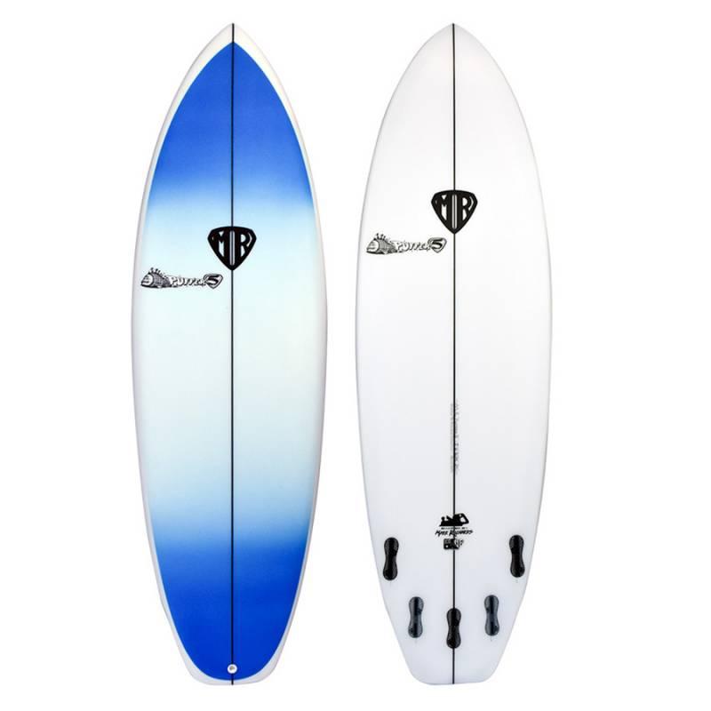 MR Puffer 5 Surfboard